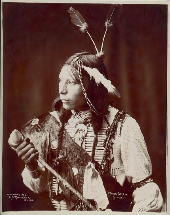 White Face - Sioux