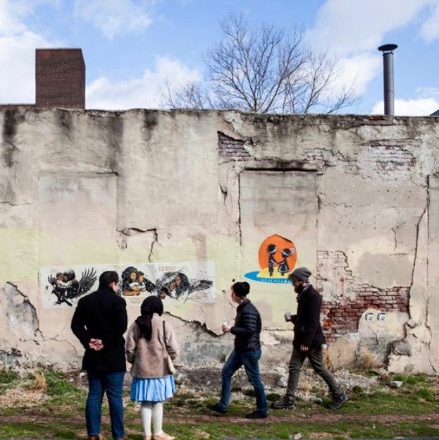 Old Kensington in Philadelphia