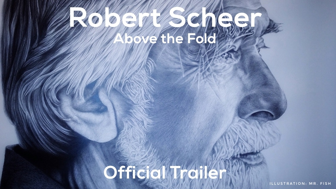 Robert Scheer - Above the Fold