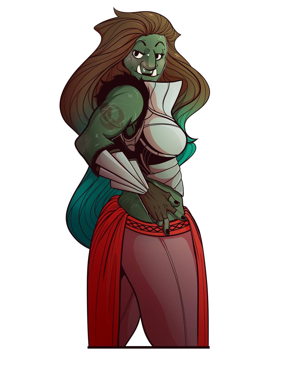Ksavir :: D&D Character Design (2017)