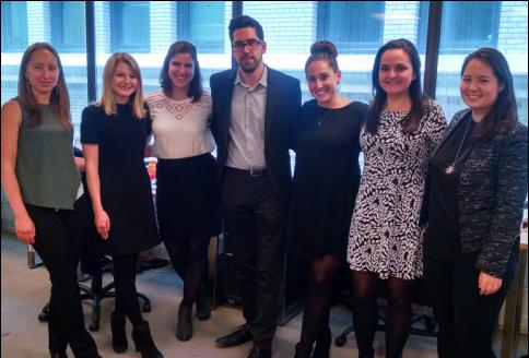 The New York team welcomes Tom Kirkham, Kite Hill PR International Director
