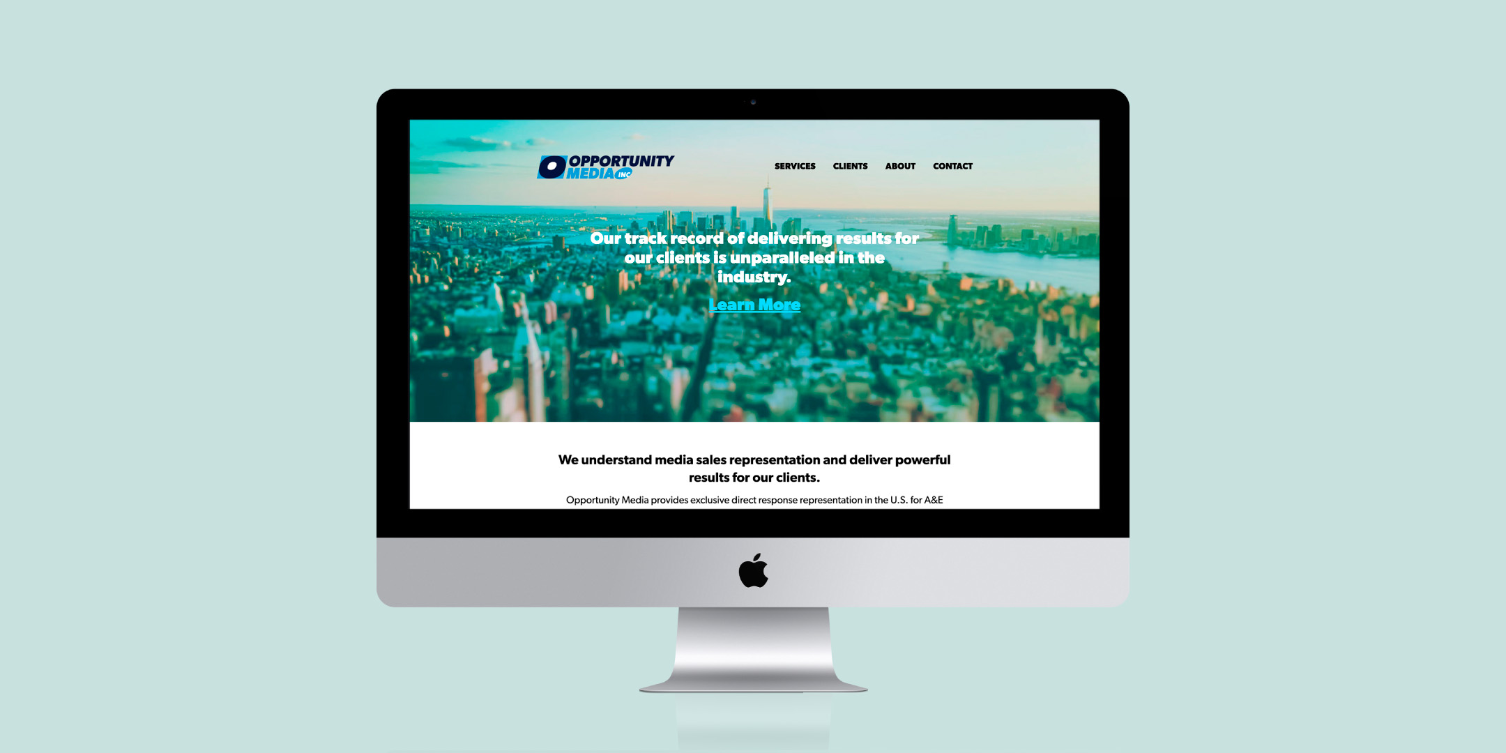 Opportunity Media Website