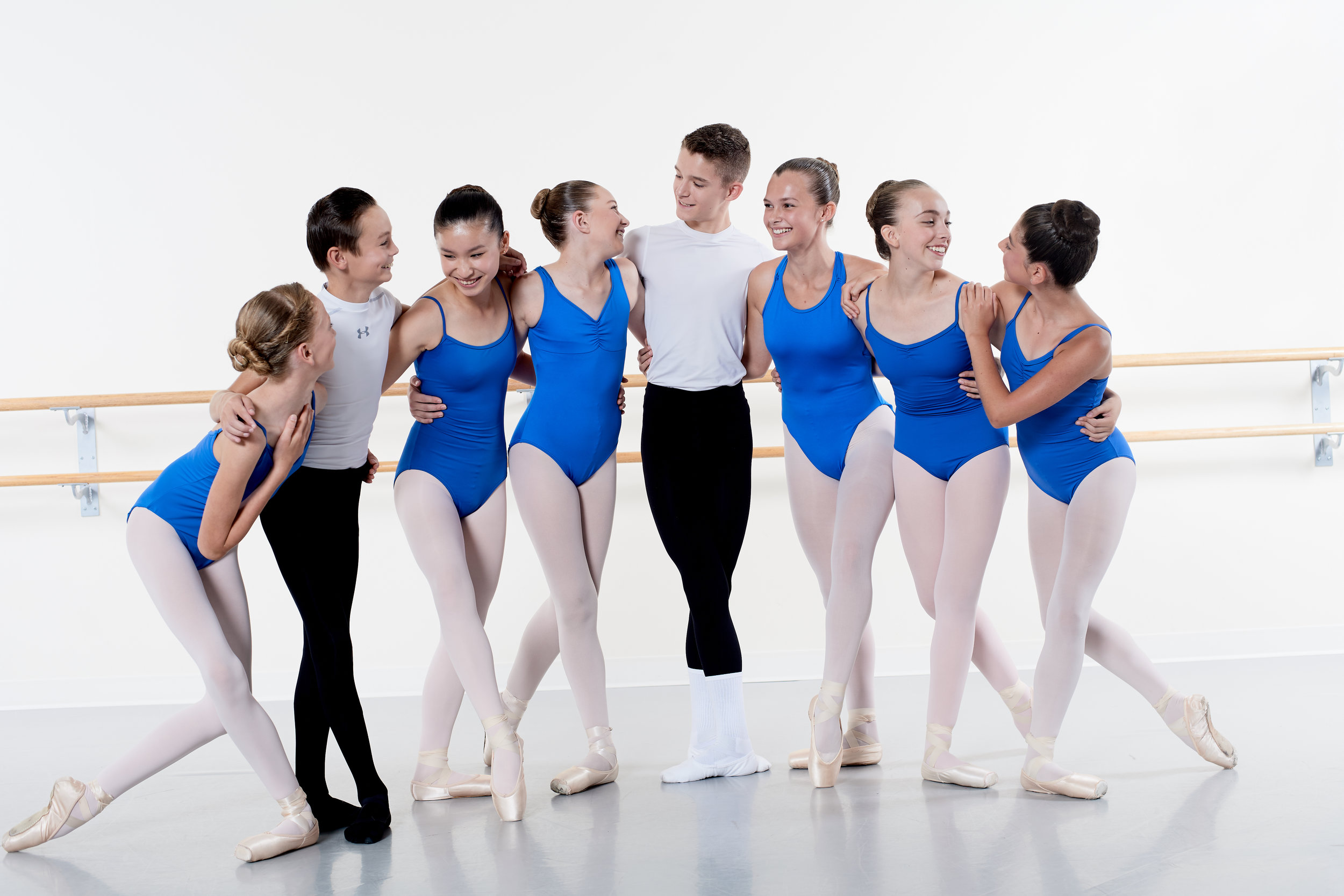 Advanced Youth I - One year of Youth Ballet IV-or-equivalent by Evaluation