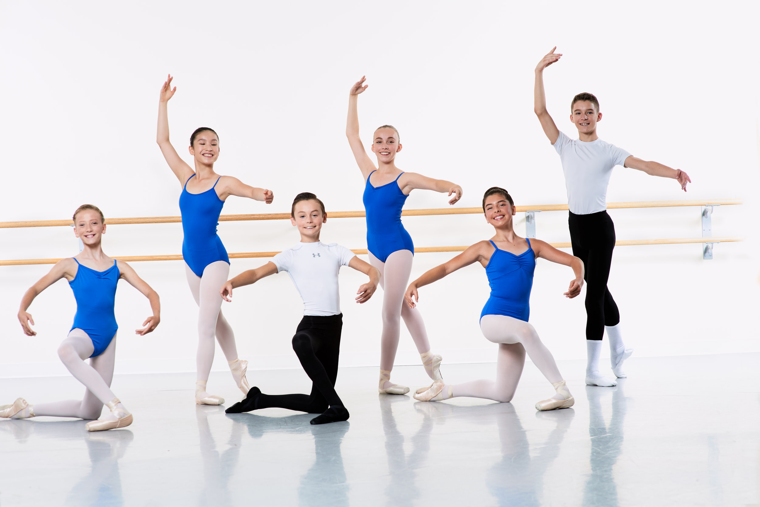Beginner/Intermediate Ballet 7 - 18yrs old