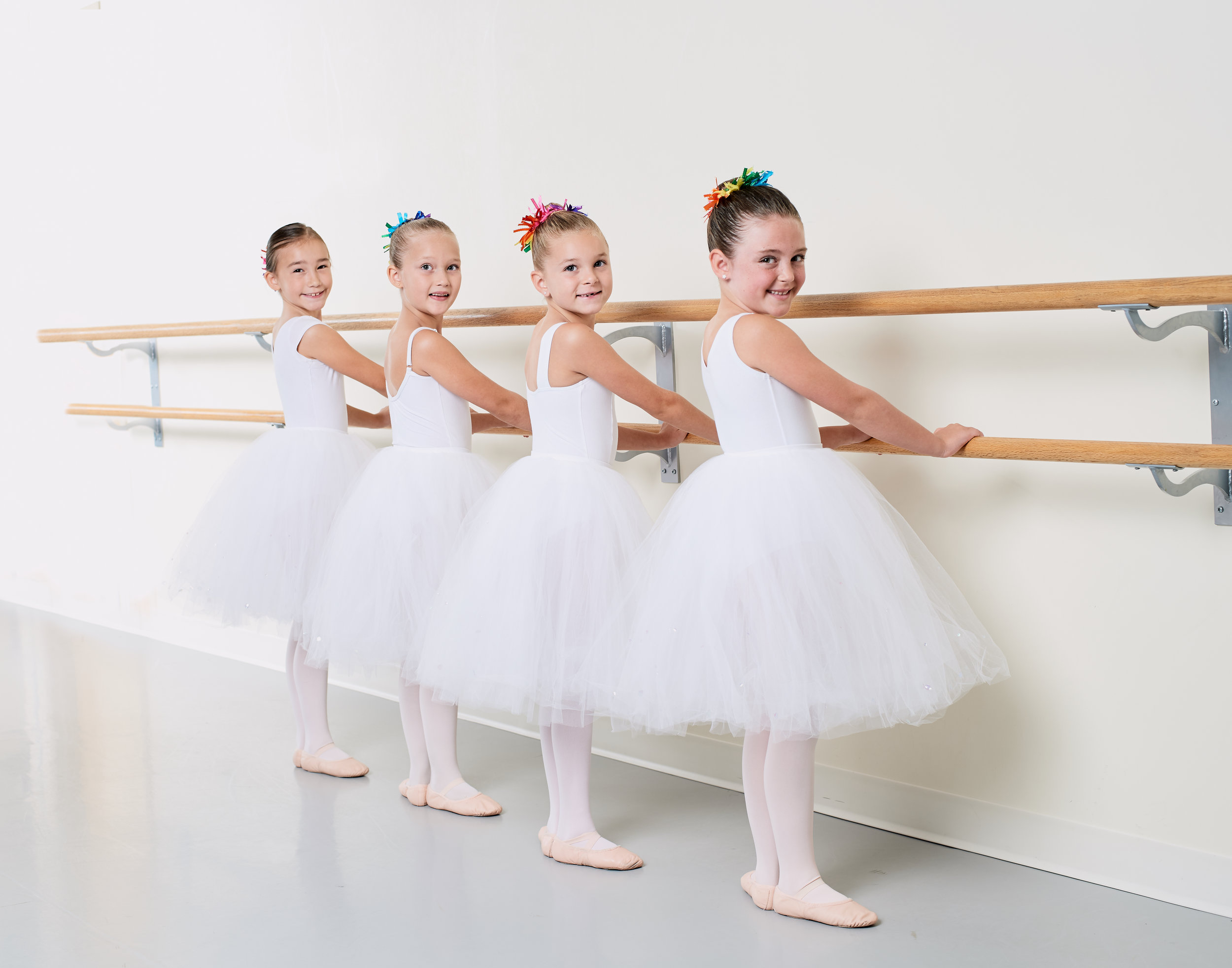 Preparation for Ballet - Ages: Seven Years Old or Completed Creative Dance III
