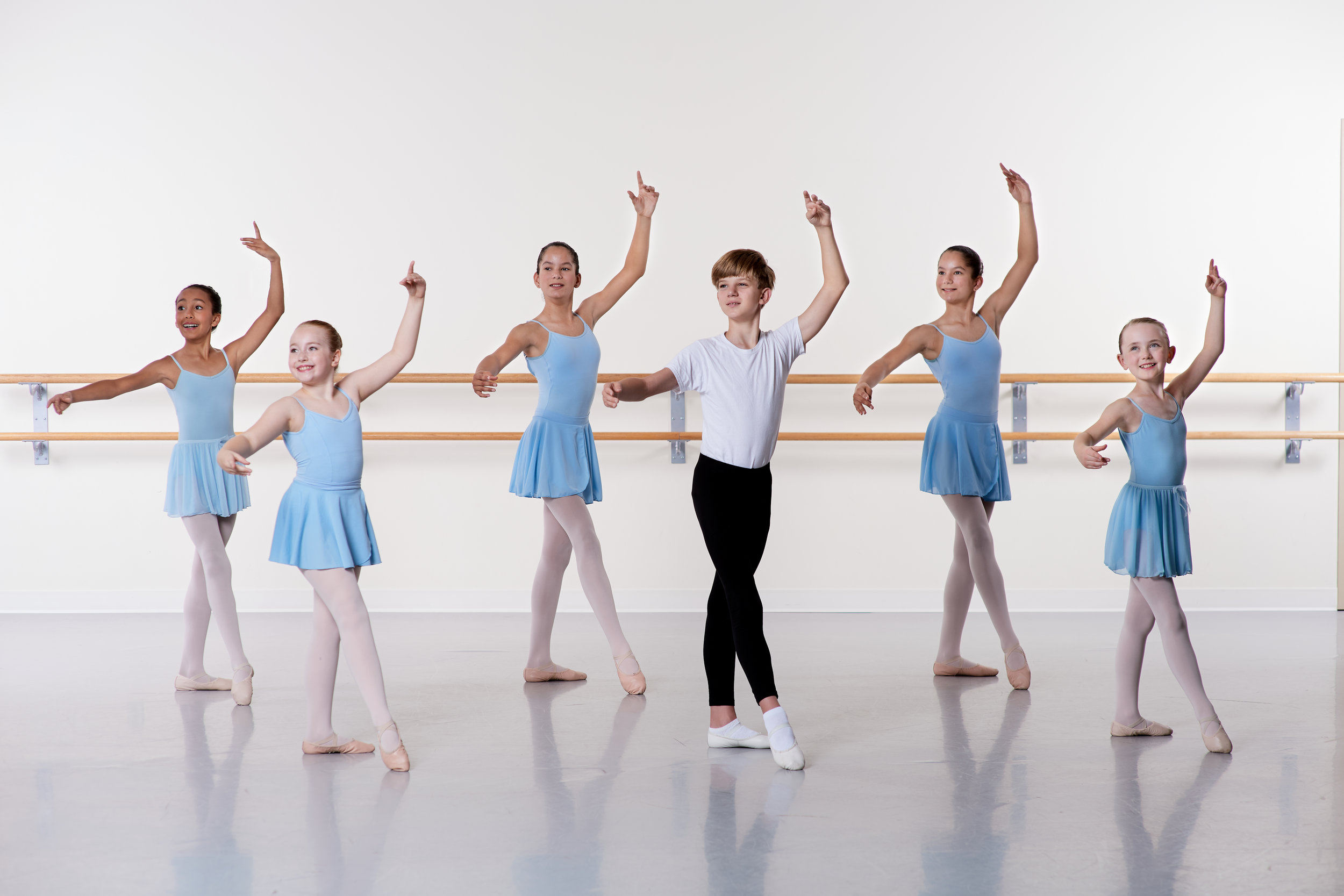 Youth Ballet III - One year of youth ballet II required-or-equivalent by evaluation