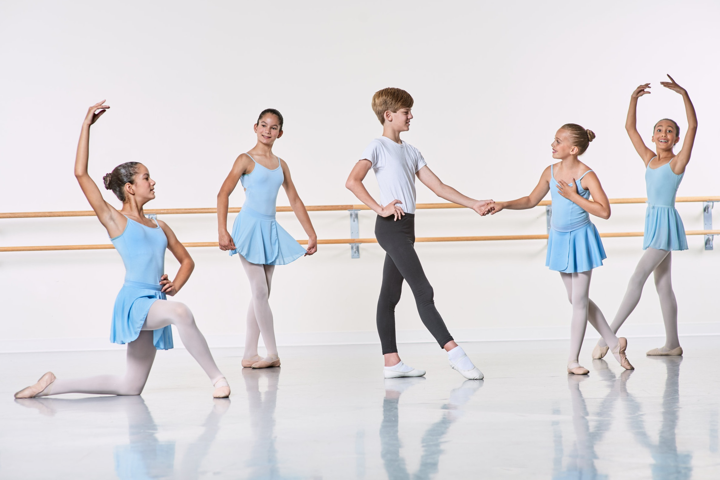 Youth Ballet IV - One year of Youth Ballet III-or-Equivalent by Evaluation