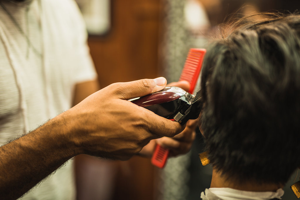 Our Services - Professional haircuts given daily, view our prices and services.