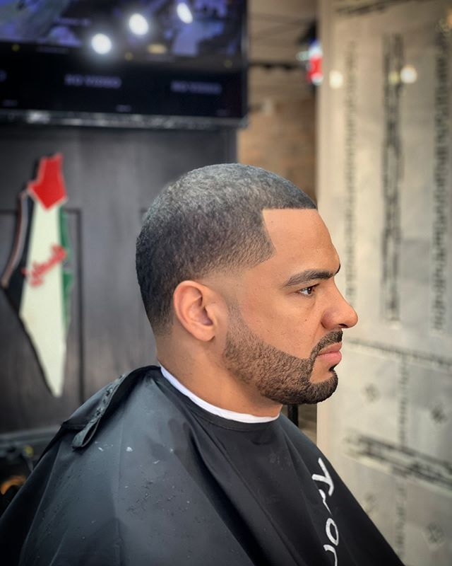 @clayharbs82 Fresh at TOP✂️SHOP CHICAGO via @AJtheBarber
