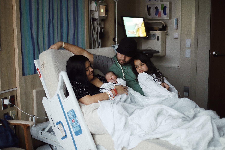 Baby Mason | Newborn Session -