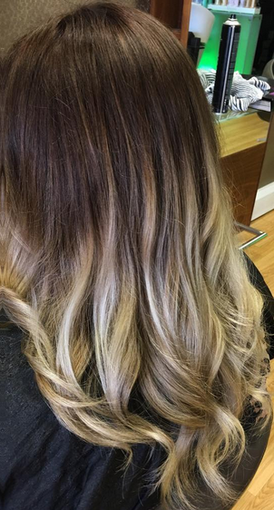 Ombre by Holly, Joanne Hairdressing Salons