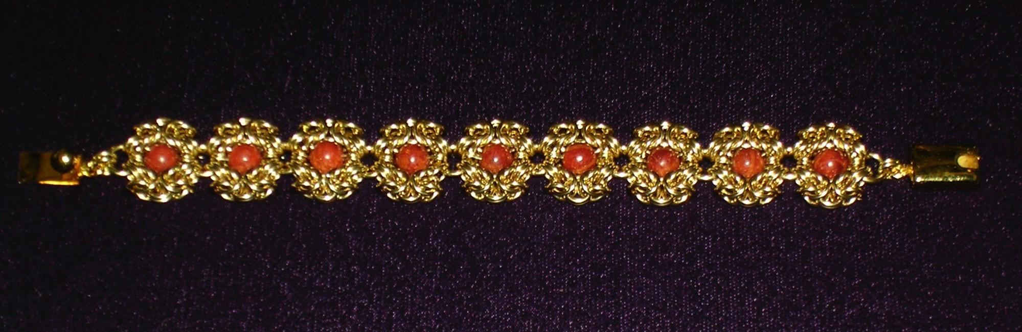 Romanov Weave Bracelet