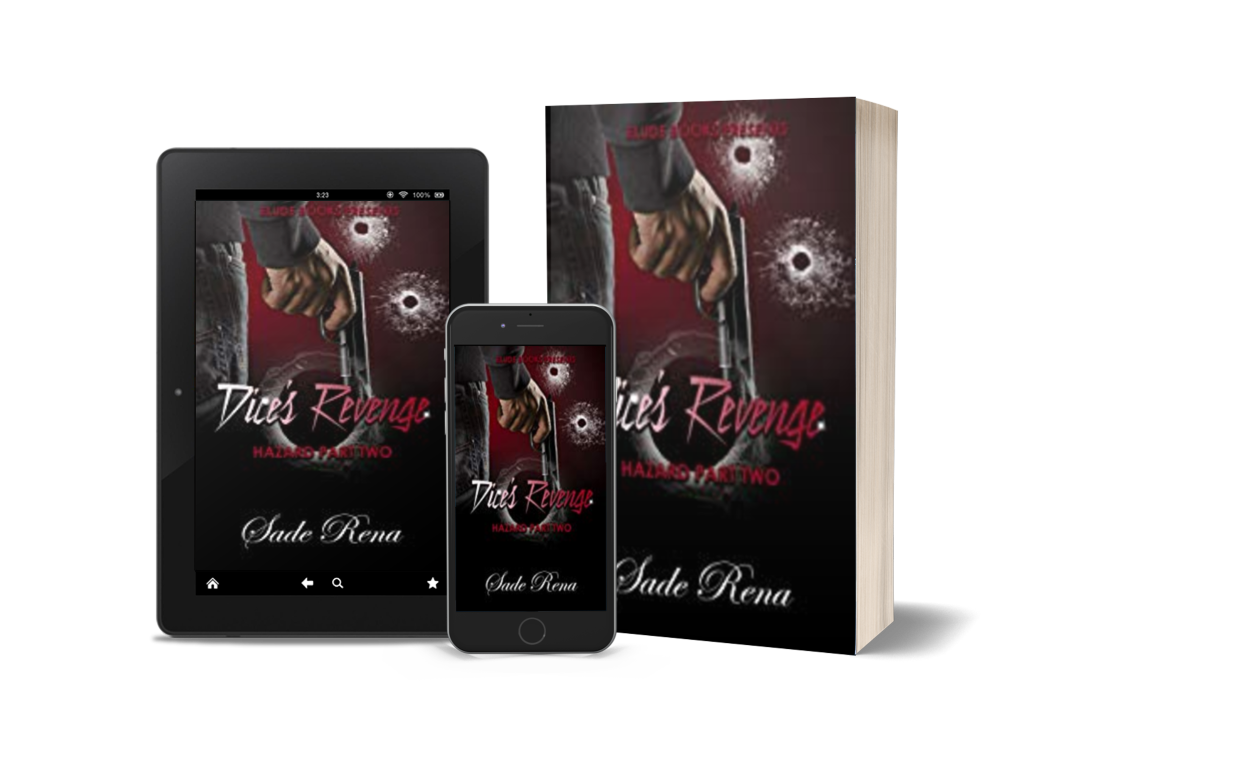 Dice's Revenge- Hazard Series Book Two