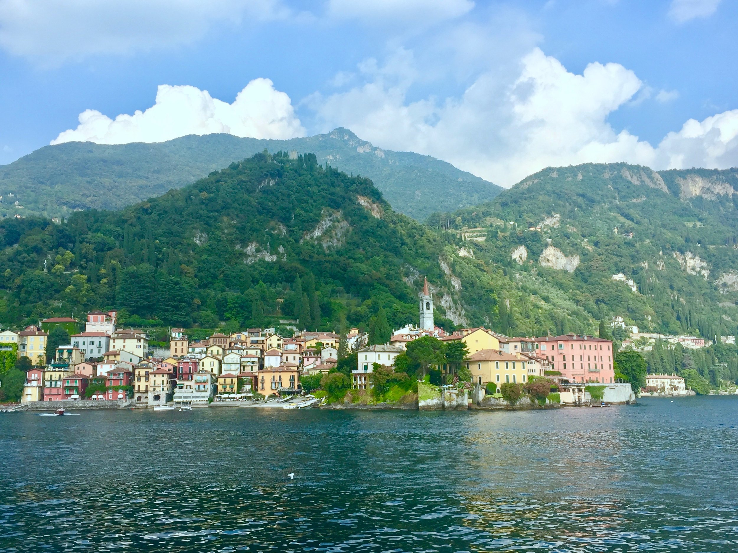 Welcome to Varenna, Lake Como