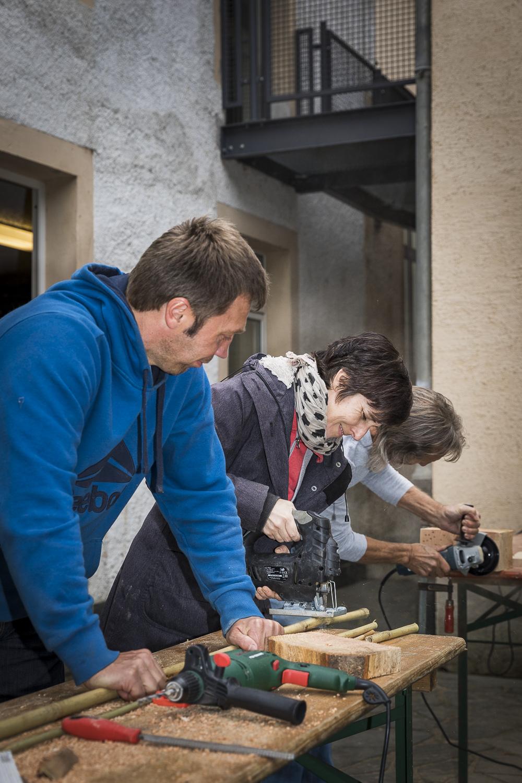 Workshop Insektenhotel