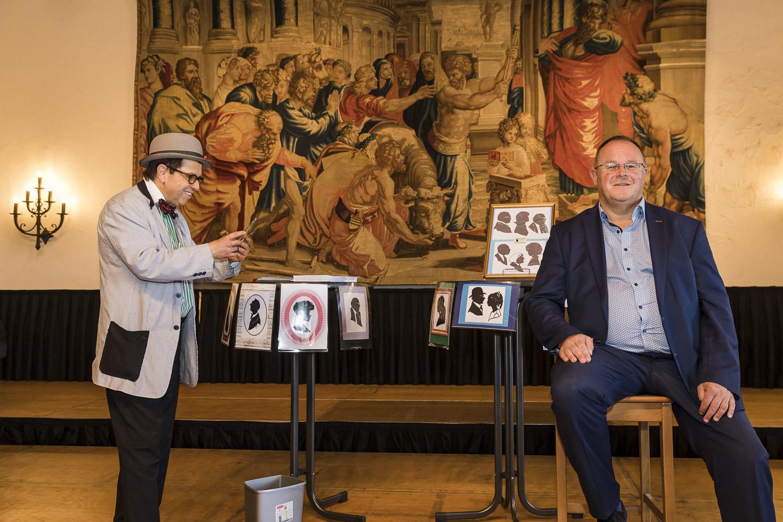 Veiner Pabeier- a Béicherdeeg 2018