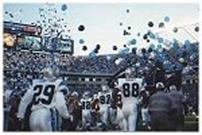 Panthers Stadium Inaugural Game