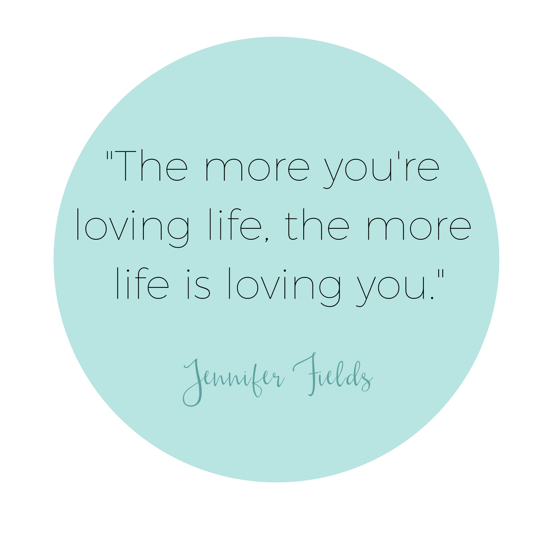Jennifer fields denver life coach