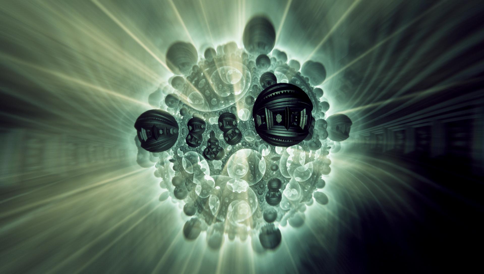 10 - ELECTRON NUCLEUS