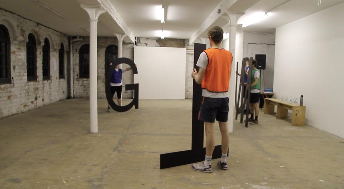 Video still 3-Performance of Allied & Amalgamated - The Pipe Factory 2017 - Glasgow - artist Stephanie Black-Daniels and Ed Bruce.jpg