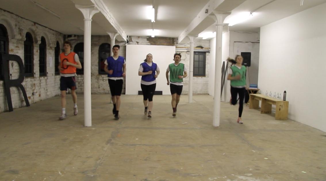 Video still 4 -Performance of Allied & Amalgamated - The Pipe Factory 2017 - Glasgow - artist Stephanie Black-Daniels and Ed Bruce.jpg