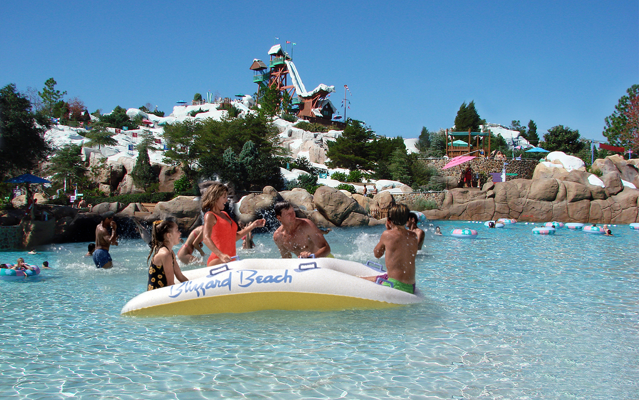 Blizzard Beach Water Park