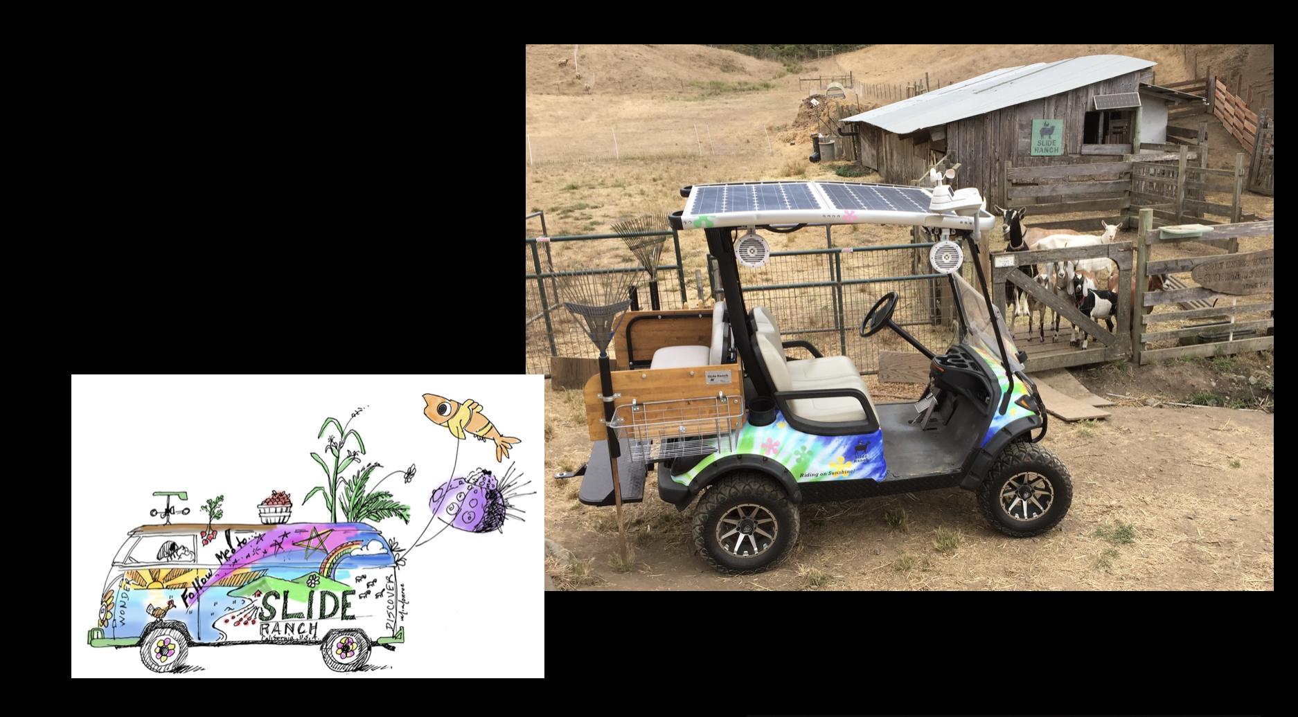 Solar eBuggy Electric Vehicle