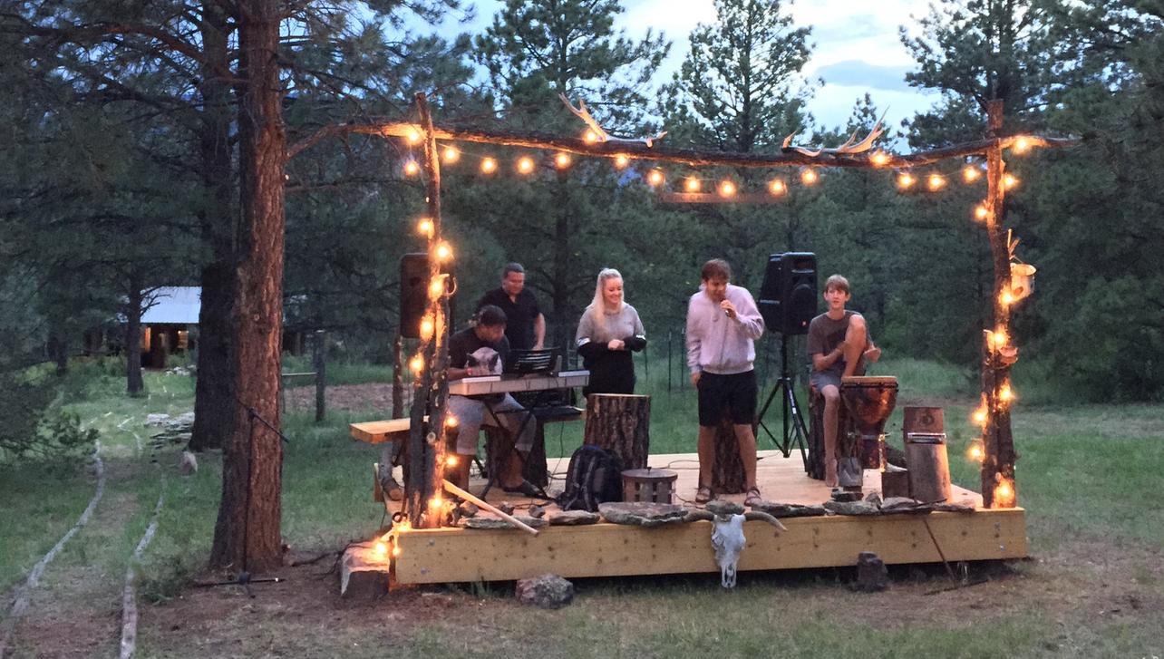 Magic Canyon Ranch - Outdoor Studio
