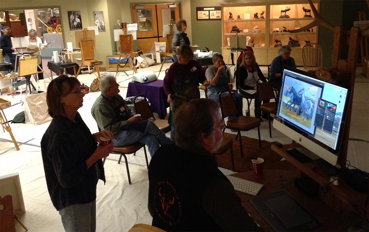 Digital Arts Workshops