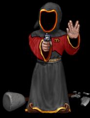 Tango Wizard   You have the brain but no muscle. Nemesis: The Establishment