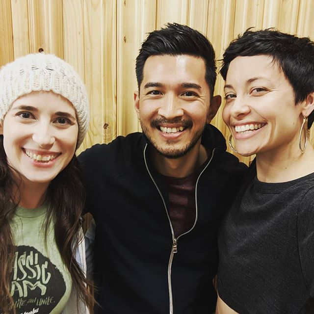 "Episode 39's Michael Sasaki is now an out gay actor (@bifltheseries; Kidding; S.W.A.T.), but growing up, he was a competitive figure skater(!) and the kind of guy who ""always had a girlfriend."" @mikeisready discusses finding his truth by way of the Robinsons-May catalog, mistaking club culture for gay culture early on in his journey, and coming to terms with the fact that his Japanese heritage might be somewhat in conflict with his sexuality. Plus, puka shells and spiky hair - must be an early 2000's coming out!! 😎⛸️🇯🇵👨‍❤️‍👨🏳️‍🌈 . #comingoutpod #findricki #nicolepacent #laurenflans #michaelsasaki #lgbtq #lgbtqpodcast #pride #lgbtqpride #queer #queerpodcast #gay #lesbian #bisexual #transgender #nonbinary #pansexual #asexual #comingout #comingoutpodcast #japanese #japaneseculture #gayjapanese #japanesegay #gayasian #asiangay #figureskating #asianactor #japaneseactor #BIFL"