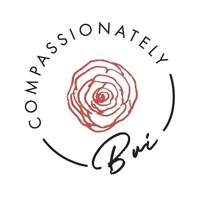 """I asked Hayley and Brittany to brand and design my logo for my new business Compassionately Bri. They met with me for an initial brainstorm, listened to me,  knew my business inside and out, where my heart was at with it. They asked incredible questions that made me even feel more sure of my own brand. It's hard putting into words what your vision is sometimes outside of your own mind as a business owner, and they really helped me with that. They then did incredible research on the name of my business and they told me the peony is a symbol for compassion. They sent me many versions and offered to revise up to 2 times, but I only needed one revision from them and it was perfect! My logo has made my brand more concise and made me feel more confident when reaching out to potential clients, etc. Thank you from the bottom of my heart to Hayley and Brittany!"" - @compassionatelybri . . .#client #testimonial #logodesign #logo #logos #graphicdesign #womenempowerment #womenownedbusiness"