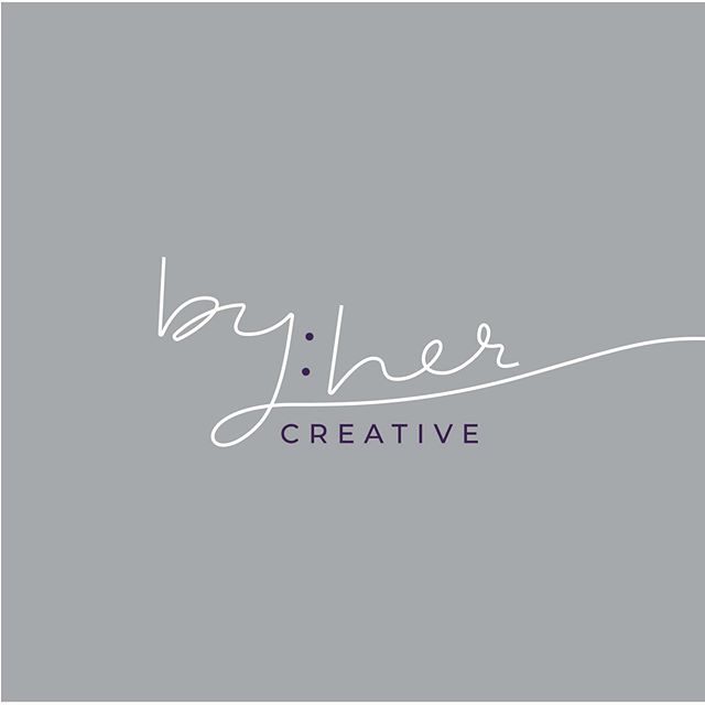 Happy 1 year anniversary to by:her creative! We have enjoyed working with all of our clients in year 1 and are looking forward to helping many more entrepreneurs with their branding this year! 🙌❤️ #byher #creative #design #designagency #smallbusiness #branding