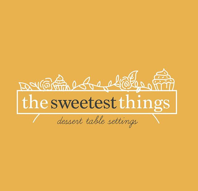 We've been dark on Instagram but not with work! We are excited to reveal the new brand we created for @sweettablestyling! This woman-owned business in West Michigan specializes in unique dessert table creations to put a memorable impression on your event!