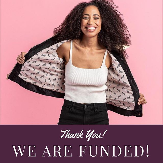 We are funded! Thank you to all of our wonderful backers! We want to thank each and every one of you who helped pledge, support, and share the @LegendsAndVibes By @VeganScene Kickstarter campaign. ⁣ ⁣ We are so thankful and humbled for all of your support.  This wouldn't be possible if it weren't for you. In just *10 days* you helped us make this Kickstarter campaign a success, and we are so incredibly humbled and thankful for your support. ⁣ ⁣ It's because of YOU that our dream of making vegan fashion the future is coming to life. ⁣ ⁣ We love you guys!