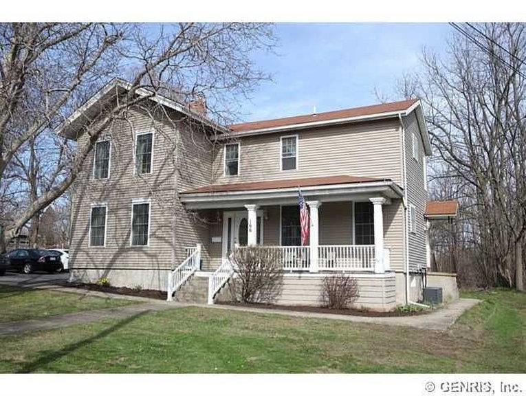 166 North Main Street             Fairport (Duplex)$259,900 -