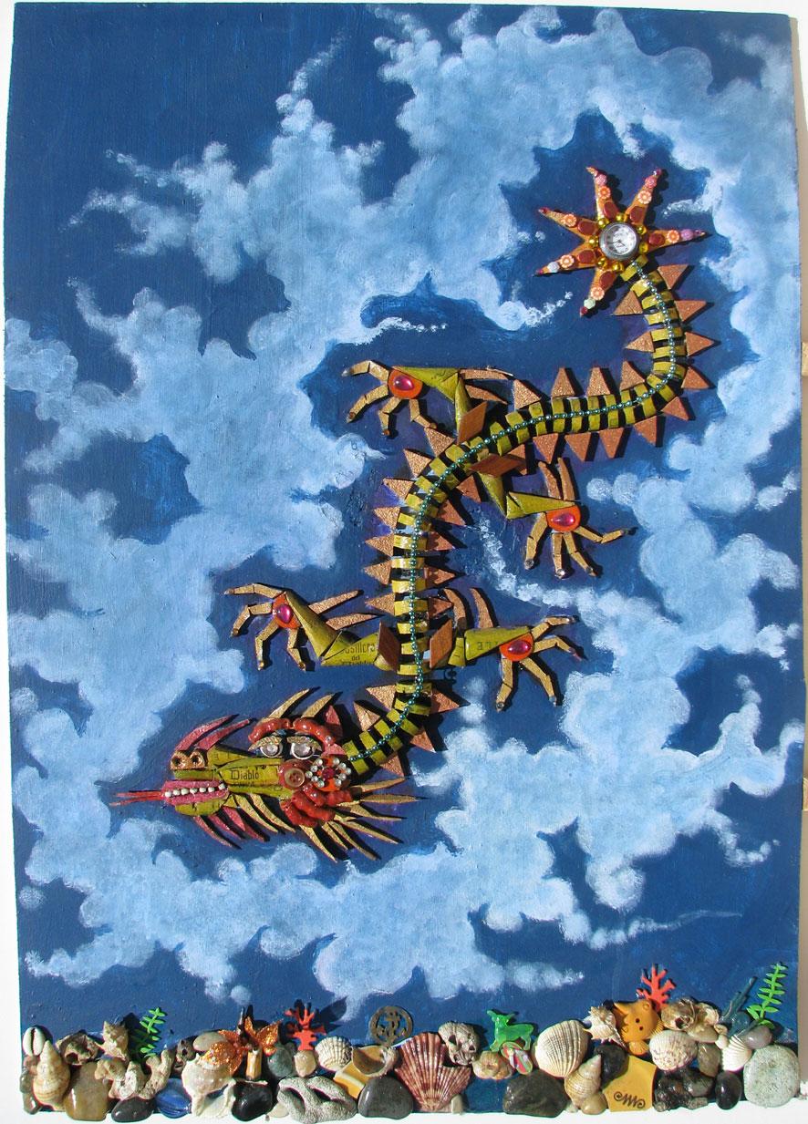 Dancing Dragon #3