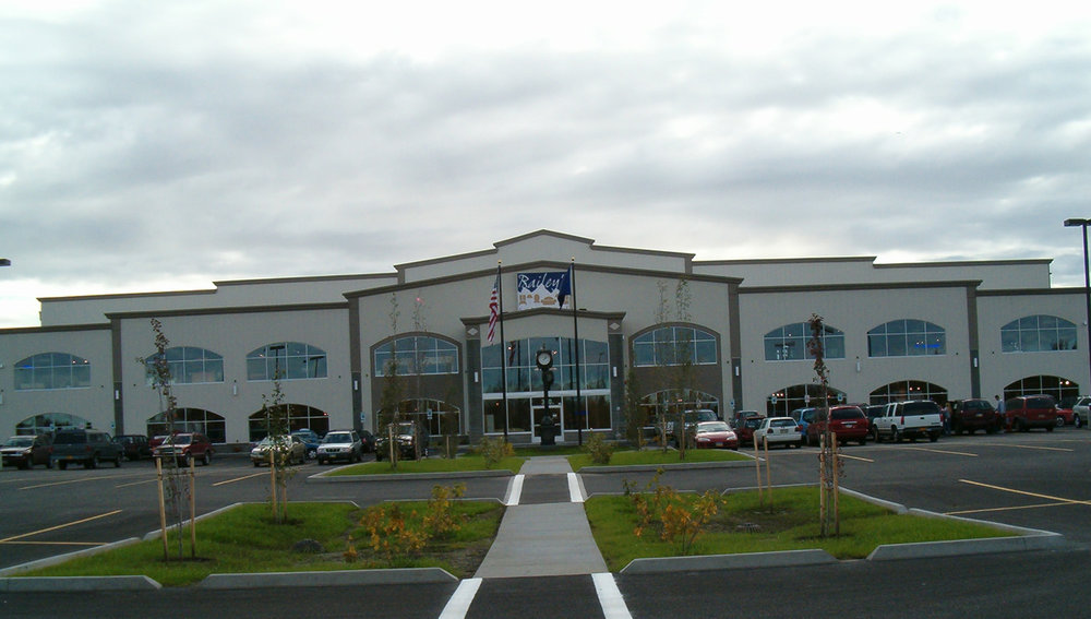 Gallery Alaska Glazing Inc, Bailey S Furniture Anchorage Alaska