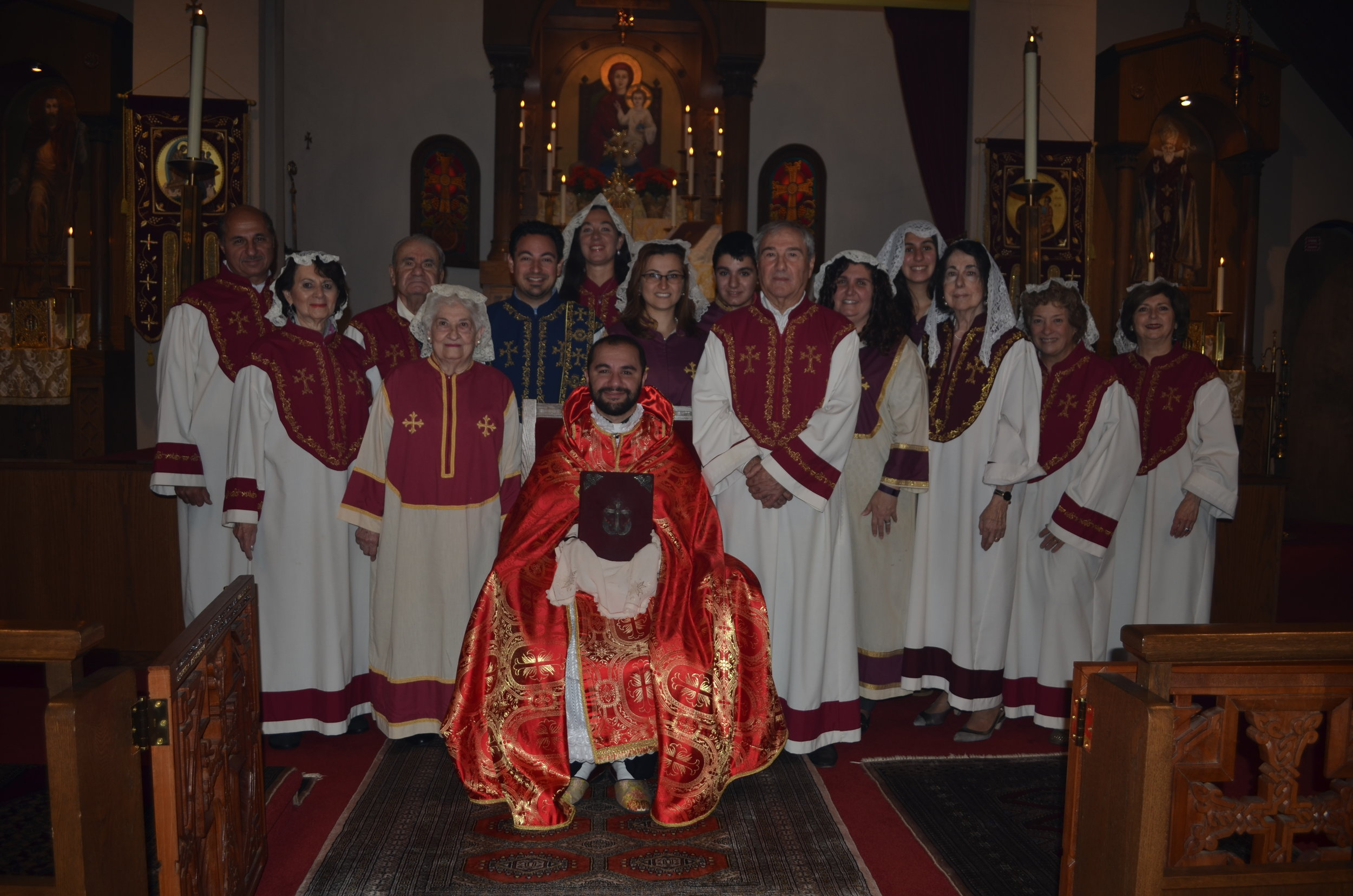 St. Mary's Armenian Church Choir