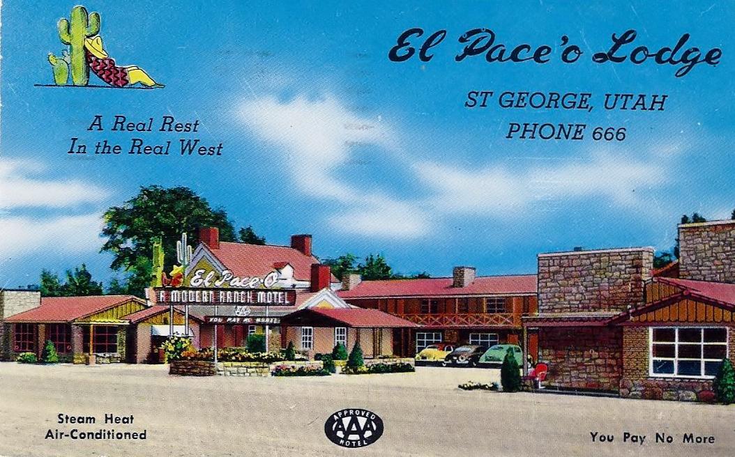 El Pace'O, St. George, Utah