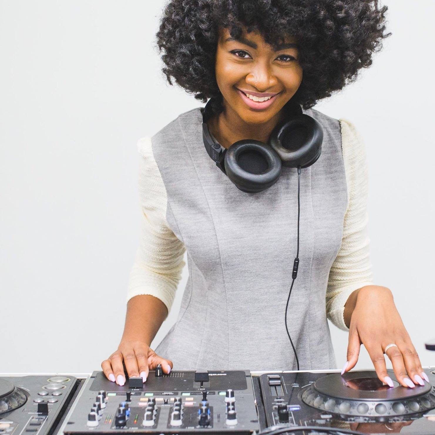 Ashley ashley shanel aka SHANEL THE DJ -