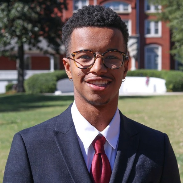 Mason Chipley   Mason Chipley, is a junior at Morehouse College from Inglewood, CA majoring in Business Administration with a concentration in marketing.  He takes pride in excelling in academics as well as demonstrating leadership skills in the Morehouse and broader Atlanta communities.  On campus, he sits on the Executive Board for the Campus Alliance of Student Activities as the Live Events Coordinator. In this position, he is responsible for resourcing over $25,000 in funds for student events centered on cultivating a more connected, inclusive, and exciting campus.  Additionally, Mason worked with the Department of Residential Housing as a Resident Assistant in a freshman hall to ensure that Freshman transitioned well into school and served as a mentor to many of the residents.  This past spring, Mason had the honor of becoming a member of Kappa Alpha Psi, Fraternity Inc. He enjoys impacting this campus with my brothers through various service actives.