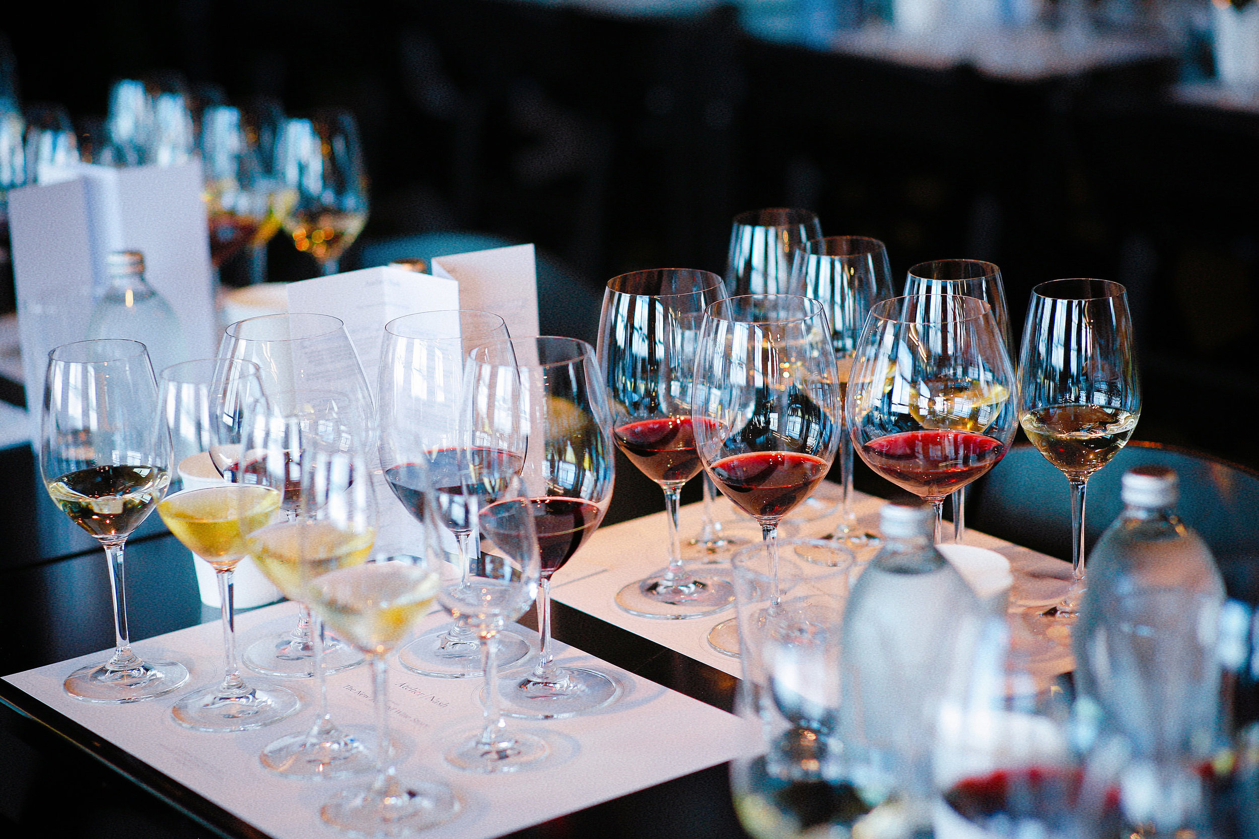 The New Zealand Wine Story - An entertaining storytelling session. You'll taste 8 wines from all major wine growing areas of New Zealand while learning the stories that have made them legendary.