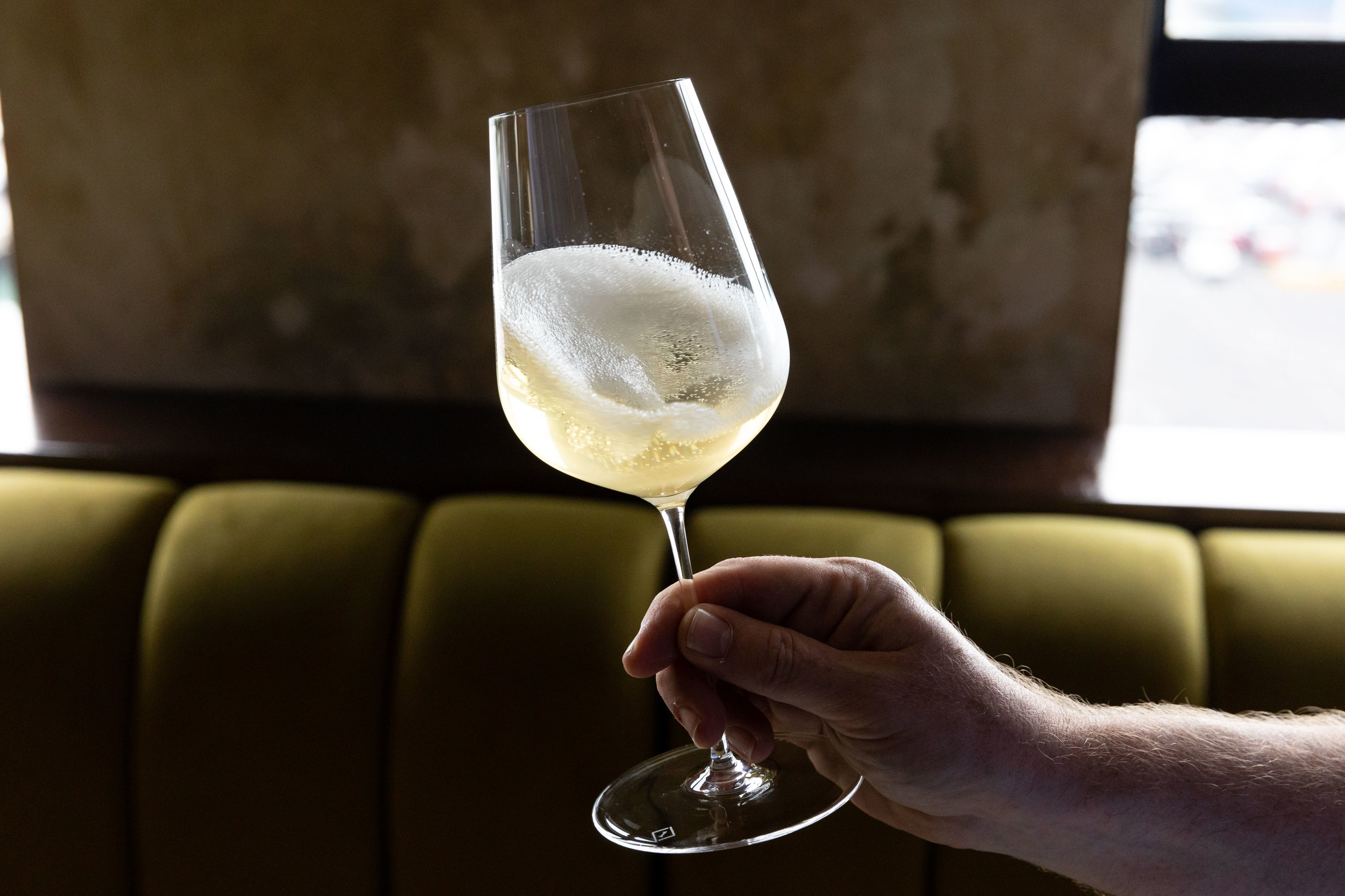 Champagne Masterclass - Enjoy and learn everything that makes makes Champagne the most celebrated wine region in the world.Think: Clean oyster shell, almond, lemon zest and peach.