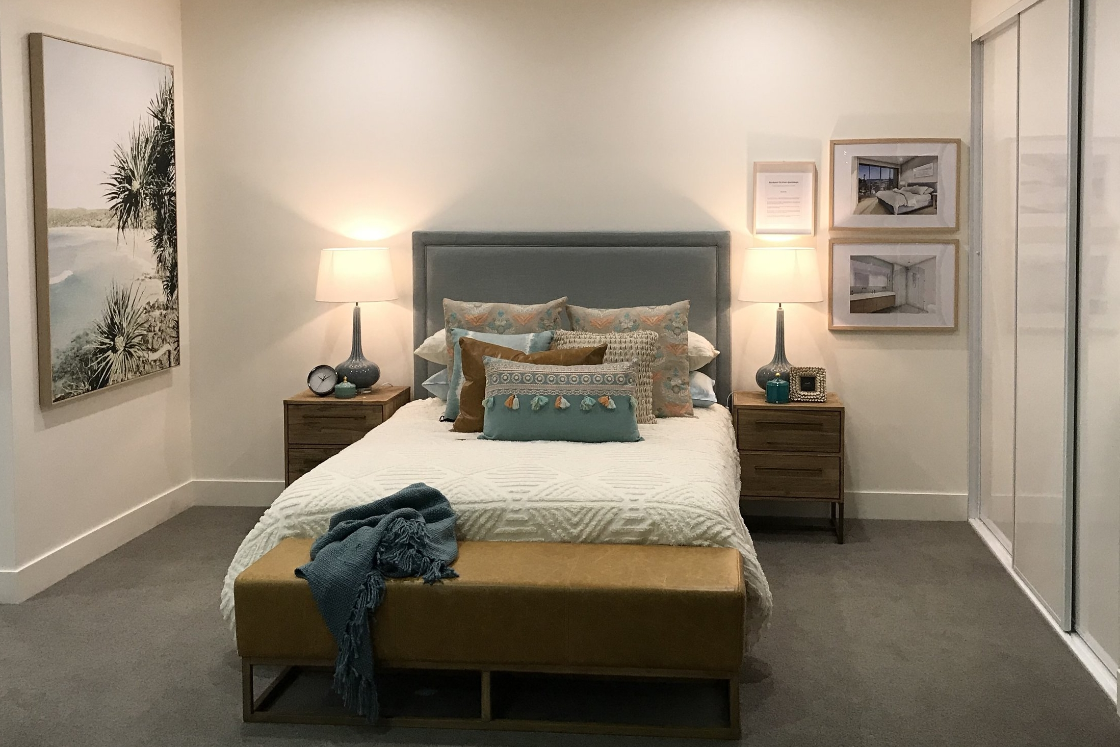 The Rockpool Apartments - Bedroom