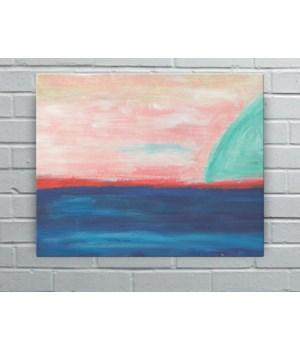 Pale Sun - Wall Art