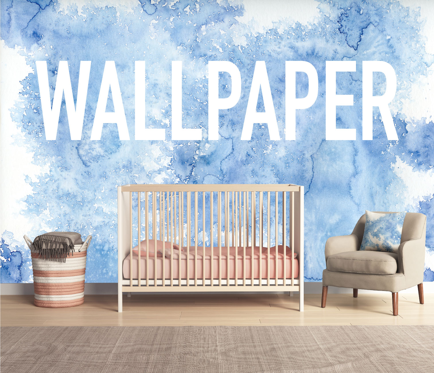 murals + patterns - choose from peel + stick or pre-pasted substrates