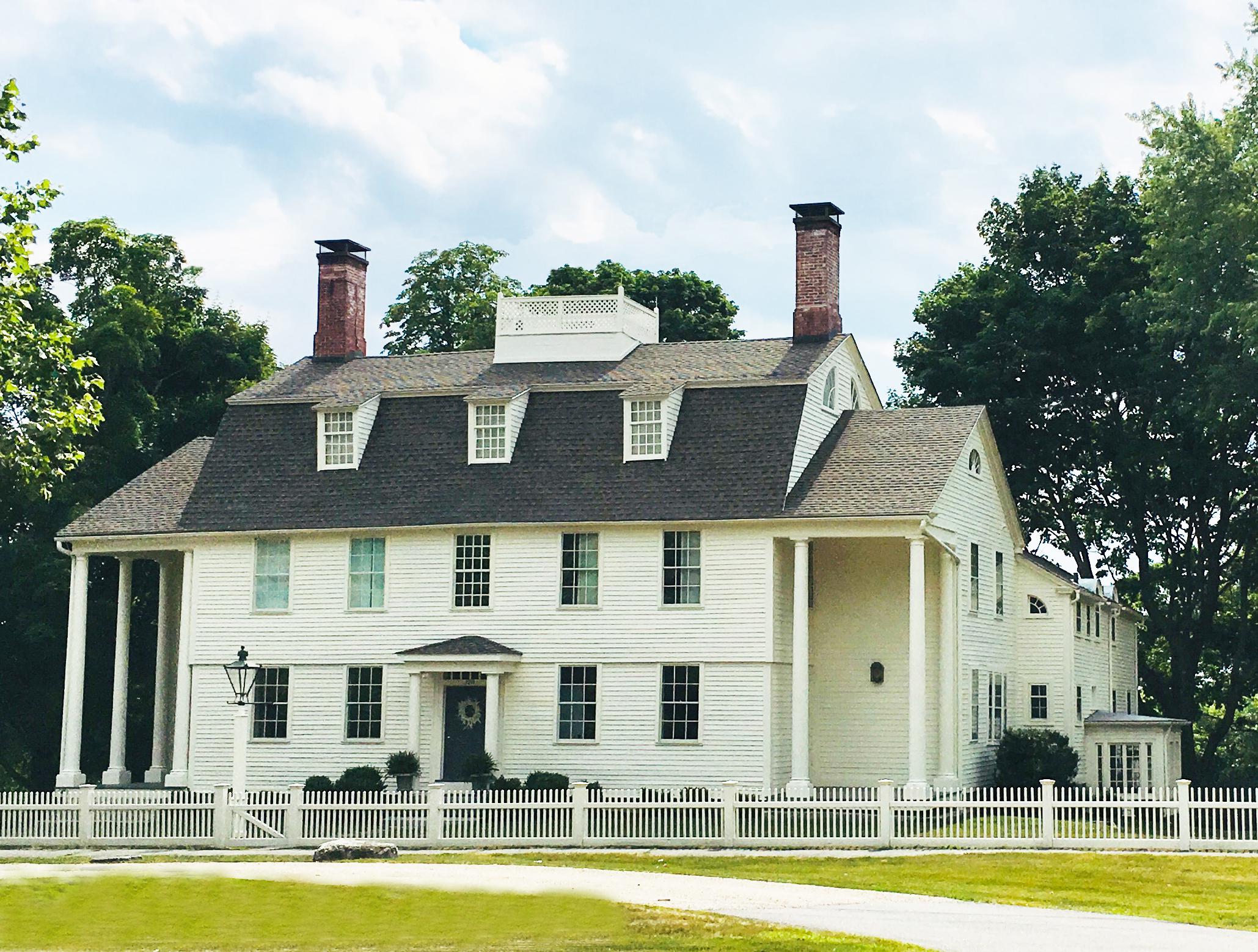 1775.Colonel Benjamin Tallmadge House. Marla Patterson.jpg