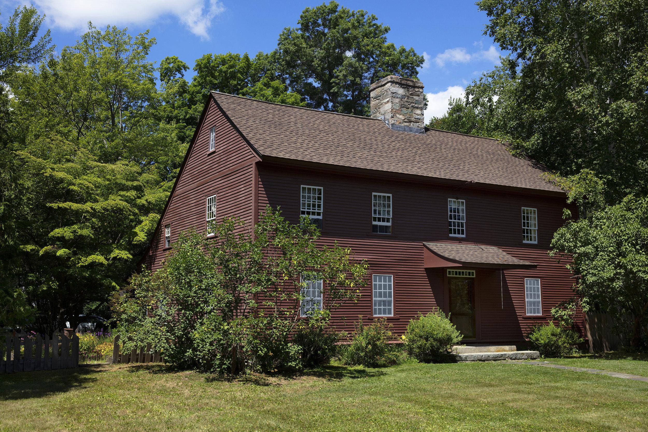 1682.Thomas Painter House. North Street Facade (1).Visko Hatfield.jpg