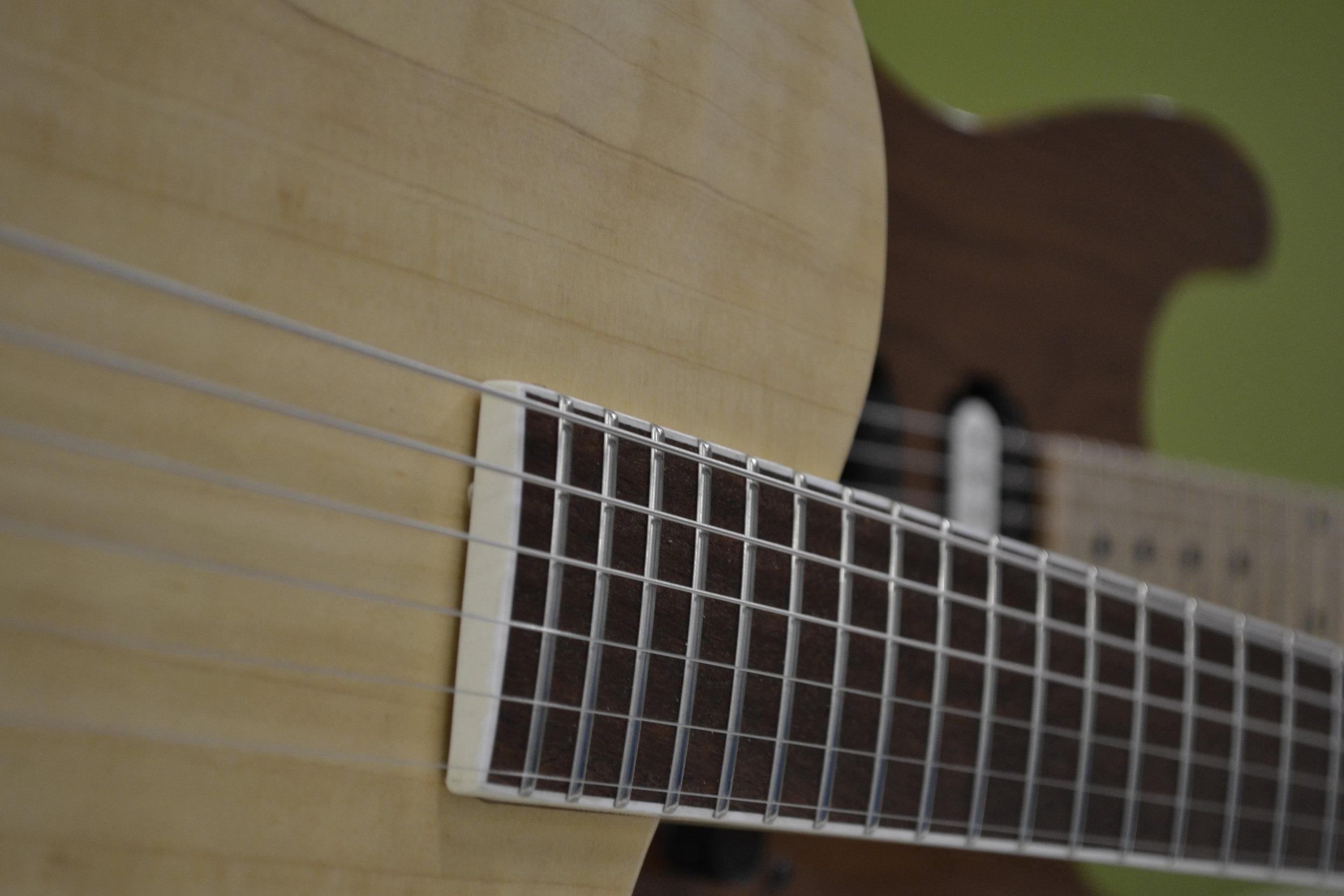 StoryWood - 4R-4 dotless fingerboard